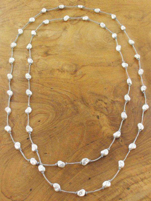 mini beads necklace