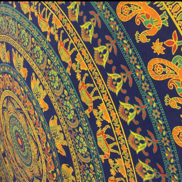 brahma mandala detail