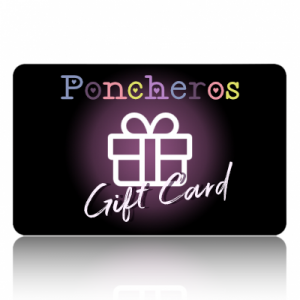 poncheros giftcards